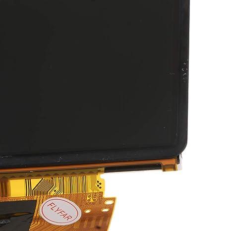 Baoblaze - Pantalla táctil de Repuesto para Canon EOS 750D 760D ...