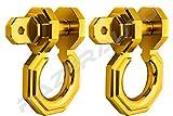 Razer Auto Falcon X Precision Yellow/Gold Billet
