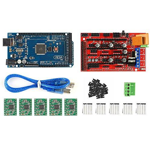 LeaningTech Printer RAMPS Arduino RepRap