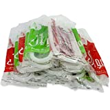 25 Lot Healthy Hose Disposable Hookah Shisha Hose Nargile Sterile Huka Pipe 60''