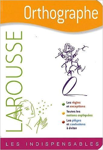 Lire Orthographe epub pdf