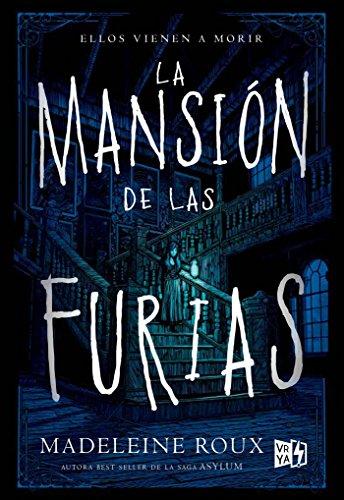 La mansión de las furias (Saga La mansión de las furias nº 1) (