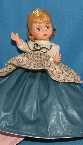 Madame Alexander, 1995 Storyland Collection, Topsy Tuvy Cinderella - Two Dolls In One - 14587