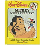 Mickey Meets the Giant (Walt Disney Fun-to-Read Library, Volume 1)