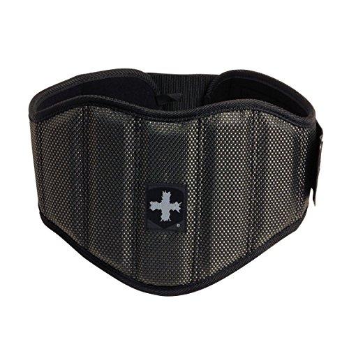 Harbinger Men's Firm Fit 7.5-Inch Contoured Weightlifting Belt, Large