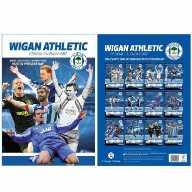Wigan Athletic Football (Wigan Athletic 2017 Football Calendar)