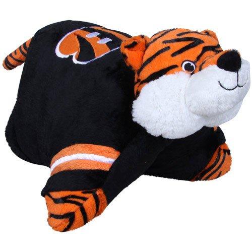(Fabrique Innovations NFL Pillow Pet , Cincinnati Bengals, Large)