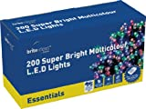 Brite Ideas Festive Productions 200 LED Lights - Multicol