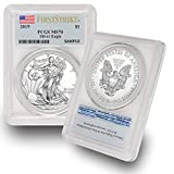 2019 American Silver Eagle $1 MS70 PCGS First