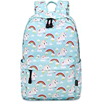 9942c0659b60 Abshoo Cute Lightweight Unicorn Backpacks Girls School Bags Kids Bookbags