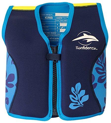 The Original Konfidence Children's Swim Jacket, Multicoloured...