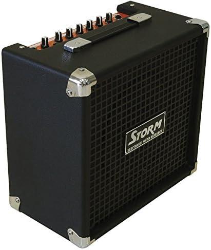 Amplificador de Guitarra Eléctrica Harley Storm SG20BK