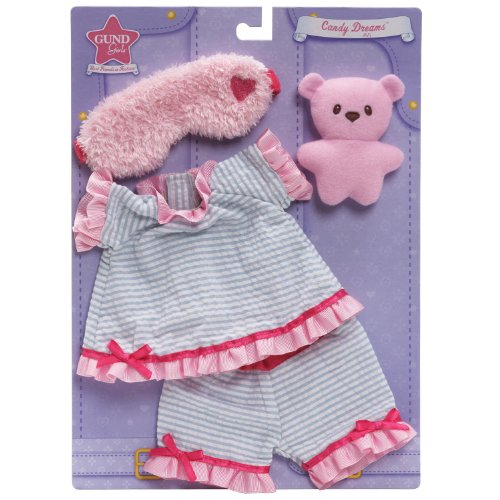 Baby Doll Candy (GUND Candy Dreams PJ's 6