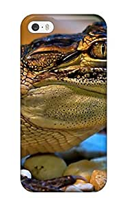 High-end Case Cover Protector For Iphone 5/5s(baby Croc)