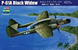 Hobby Boss US P-61A Black Widow Airplane Model Kit