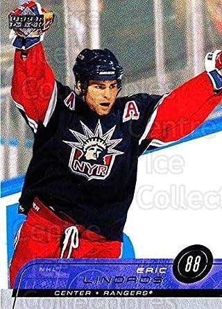 Amazon.com  (CI) Eric Lindros Hockey Card 2002-03 Upper Deck (base ... 8e9028f6b