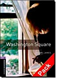 Washington Square : Level 4 Book and audio CD