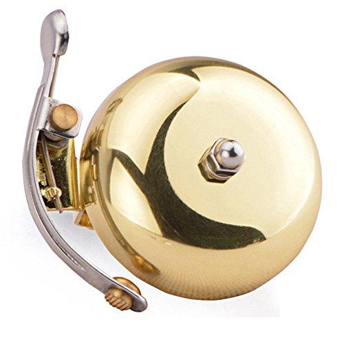 - NewDoar Brass Duet Bicycle Bell/Bike Bell/Brass Bike Bell