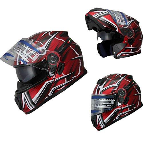 viper modular helmet - 2