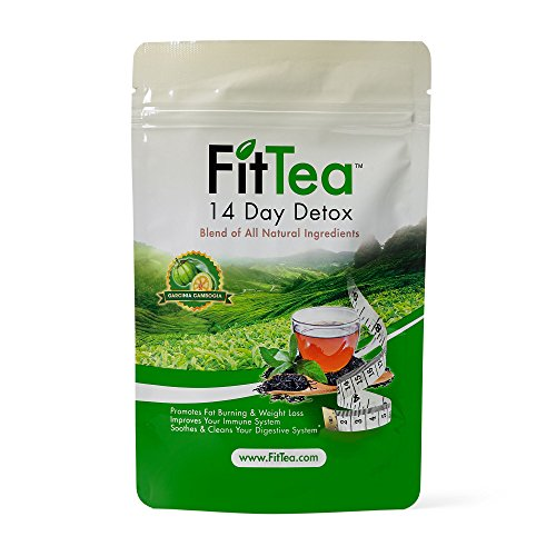 FitTea 14 Day Detox Program by FitTea�?�