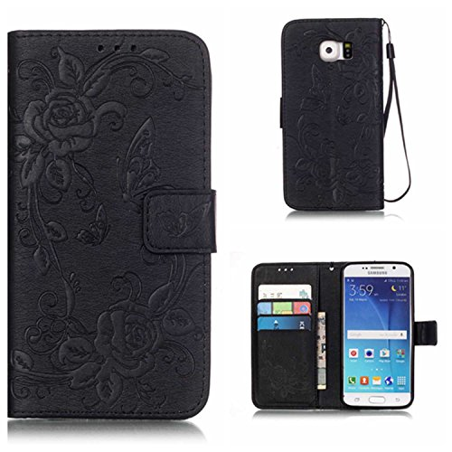 Wallet Case for Samsung Galaxy S6 CUSKING Stand Flip for sale  Delivered anywhere in Canada