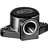 HELLA 8JB 004 123-002 uttag - montering - kontakt: Skruvkontakt - hölje av syntetiskt material - DIN/ISO: 4165