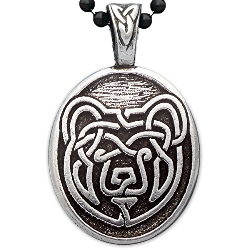 Celtic Knot Works CKW Bear Pendant product image