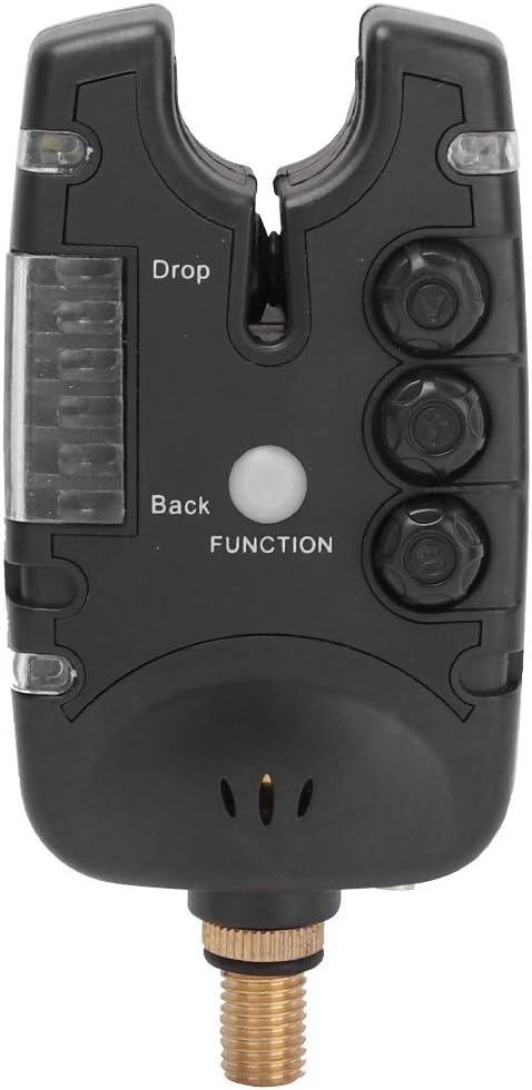 Zer one 1 St/ück LED elektronisches Licht Angeln Alarmton Alarm Angelrute Zubeh/ör