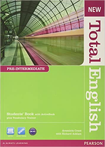 New Total English Pre-Intermediate Student's Book with Video