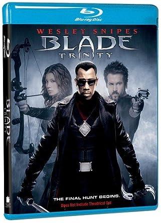 Blade Trinity Blu Ray