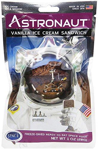Astronaut Vanilla Ice Cream Sandwich (Pack of 5)