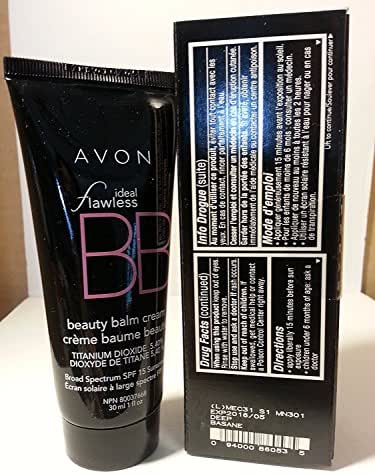 Avon Ideal Flawless Bb Beauty Balm Cream - Color Deep