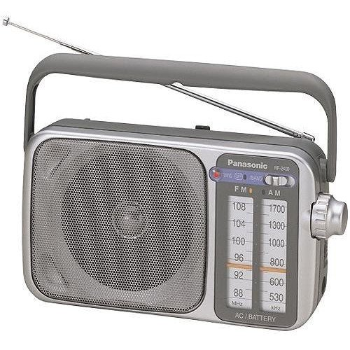 Panasonic All in One Compact Design Portable AM/FM - Panasonic Micro Music System