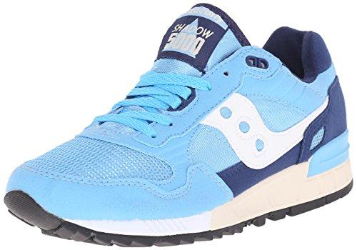Saucony Originaler Menns Skygge 5000 Klassiske Retro Sneaker Blå