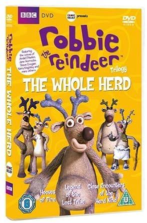Robbie The Reindeer Triology: The Whole Herd [DVD]