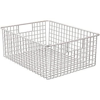 Amazon.com: Spectrum Diversified Wire Storage Basket