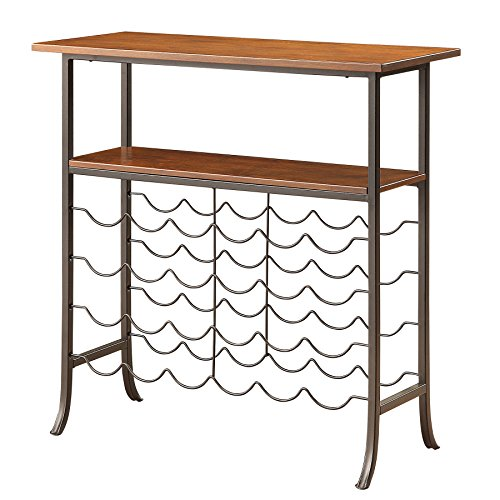 Metal Wine Console - 9