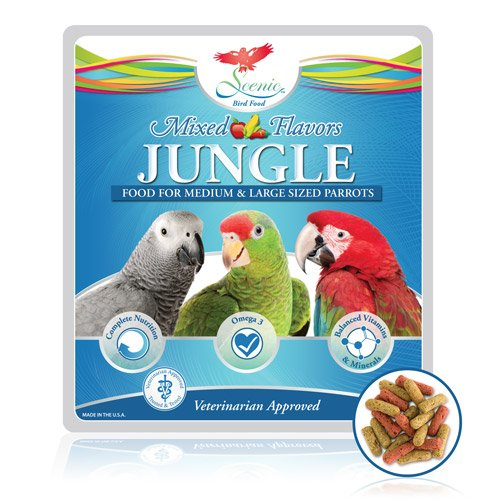 Scenic Jungle Mixed 2 Lbs product image