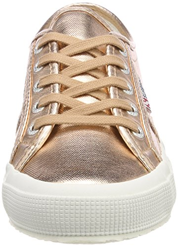 Plus Donna rose Gold S916 Superga Cotmetw 2750 Sneaker Rosa fcynn5gqH