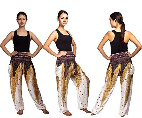 seekabha-harem-yoga-pants-peacock-white