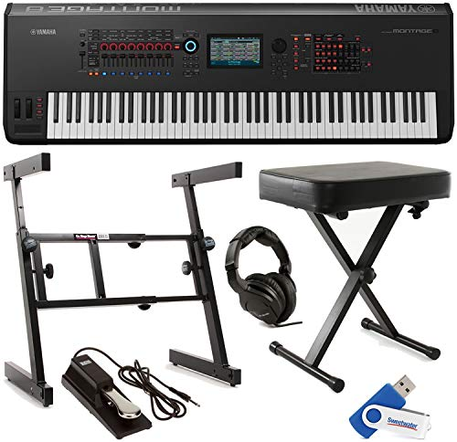 Yamaha Montage 8 Essential Keyboard Bundle