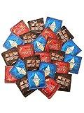 Best Flavored Condoms - Trustex Neopolitan Flavors (Chocolate, Strawberry, and Vanilla) Premium Review