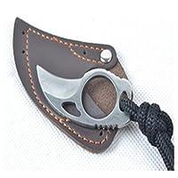 Kreative Stahl Finger Klaue Messer Haken fixiert Klinge Messer-Werkzeug für Camping Jagd im Freien.