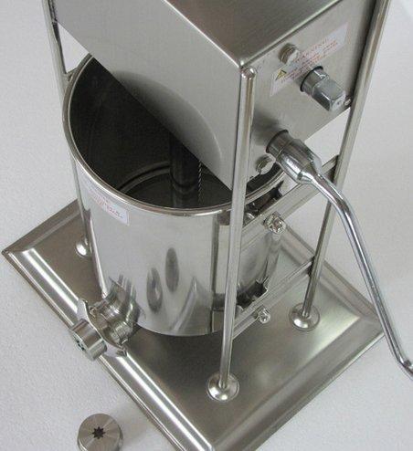 Mochila Manual churro máquina eléctrica de acero inoxidable churro eléctrica español Churros Panificadora CE: Amazon.es: Industria, empresas y ciencia