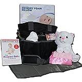 Baby Love | Baby Diaper Bag Gift Basket | Travel Changing...