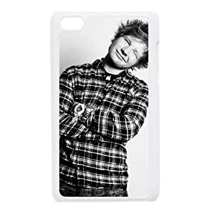 Ipod Touch 4 2D Customized Hard Back Durable Phone Case with Ed Sheeran Image