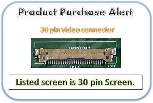 New LCD Panel For TOSHIBA SATELLITE RADIUS E45DW-C4210 SERIES/ LCD Screen Glossy 14.0 1366X768 Slim HD