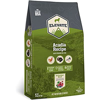 Elevate Acadia Recipe Super Premium Dog Food