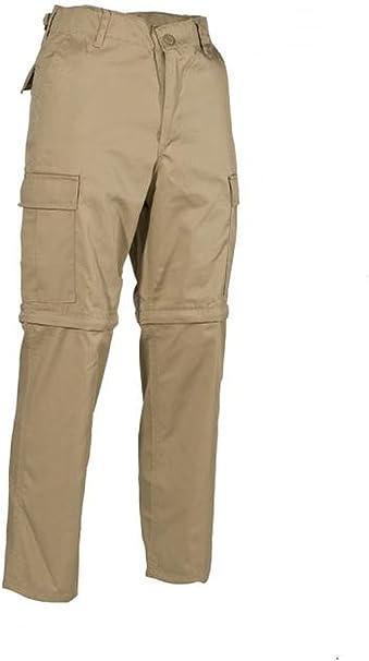 US Outdoor Jungle Hose Zipp Off Anglerhose J/ägerhose mit Rei/ßverschluss Arbeitshose verschiedene Farben XS-XXL