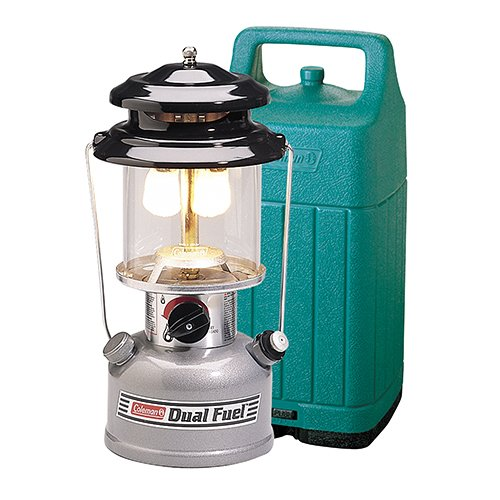 Coleman Premium Dual Fuel Lantern w/Hard Carry ()